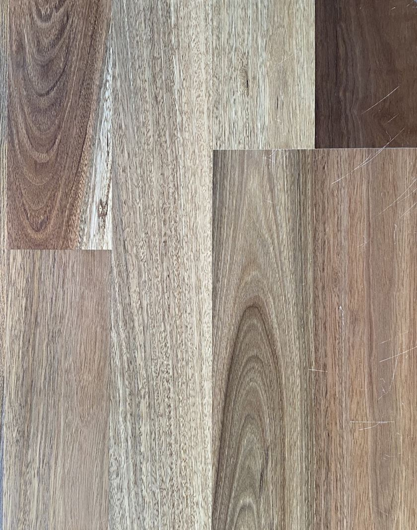 Select Australian Timber Collection Colour Spotted Gum 2strip - Image 1