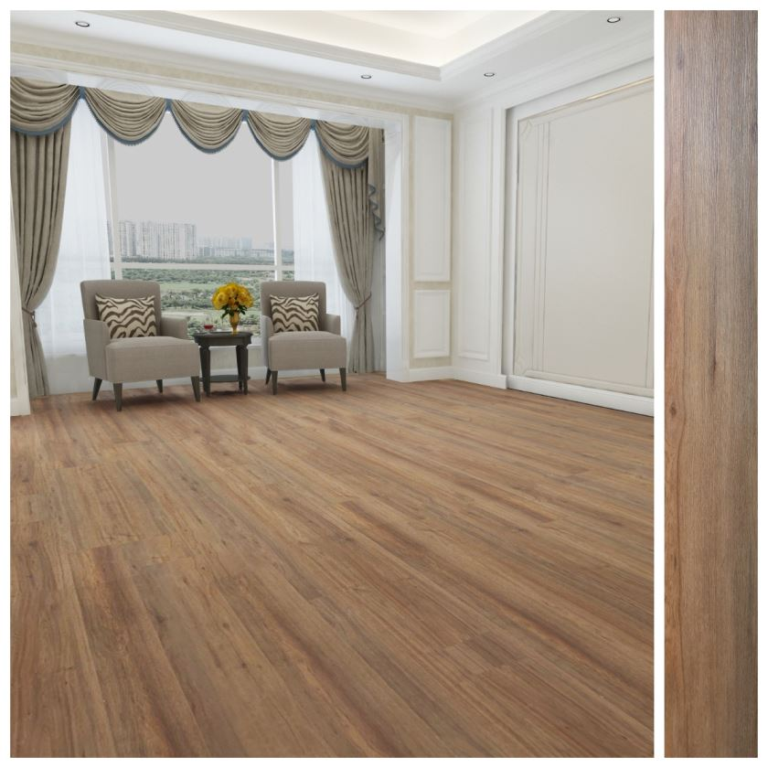 Alfa Hybrid Collection Colour Spotted Gum - Image 1